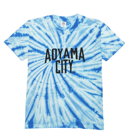 TE06 AOYAMA CITY TIE