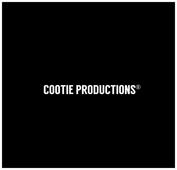 Cootie ロゴ BLACK